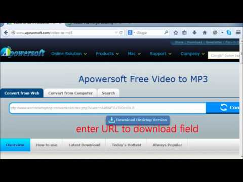 Free method to download worldstarhiphop to mp3