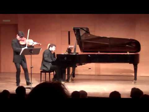 "Anna Drubich : ""Fortune cookies""  for viola and piano. (2011)"