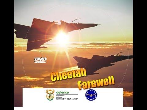 SAAF Cheetah Farewell