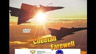SAAF Cheetah Farewell