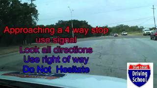 How Fort Worth Mega Center Or Any Dps Road Test