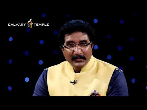 Daily Promise and Prayer by Bro.P.Satish Kumar From Calvary Temple - 24.09.2017