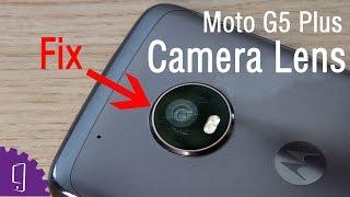 Moto G5 Plus Scratch Camera Lens Repair Guide