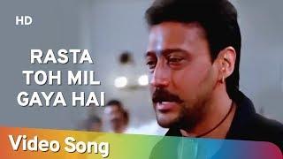 Rasta Toh Mil Gaya Hai | Doodh Ka Karz (1990) | Jackie Shroff | Neelam | Anand Bakshi Hit Song