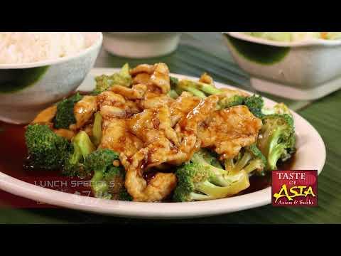 Taste of Asia Lunch 15