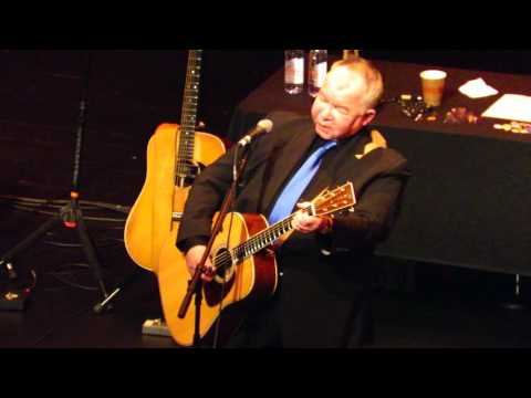 John Prine 9-10-16: Your Flag Decal Won't Get You Into Heaven Anymore