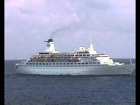 Bermuda - Pacific Princess (ex-Love Boat) Ships Whistle