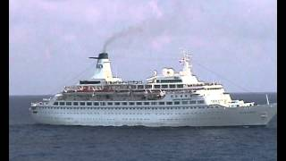 Bermuda - Pacific Princess (ex-Love Boat) Ships Whistle