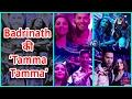 Varun और Alia ने Launch किया Film Badrinath Ki Dulhania का  'Tamma - Tamma' Song