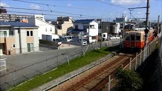 【赤胴車】阪神武庫川線武庫川団地行 東鳴尾-洲先
