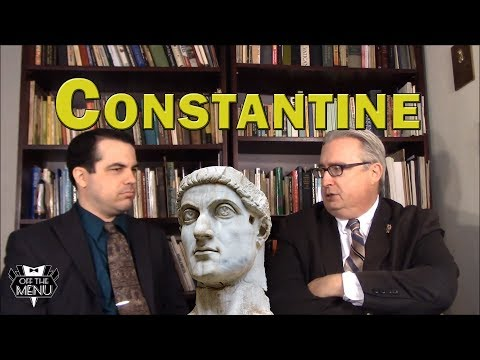 Why is Constantine a Saint in the East but not West?