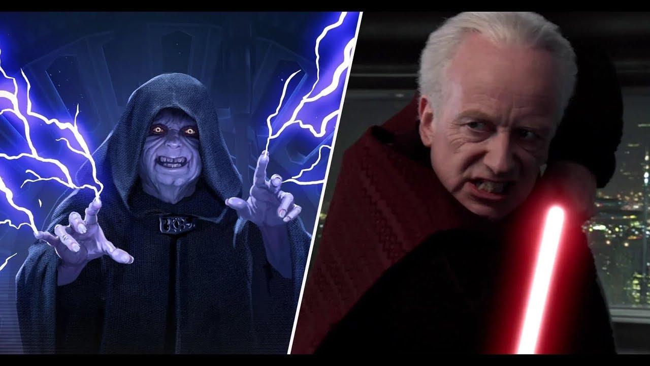 Palpatine Speaks Star Wars The Rise Of Skywalker Leaks Youtube