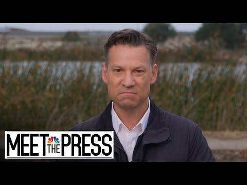 Richard Engel: People Fleeing 'War-Zone Dynamic' In Central America | Meet The Press | NBC News