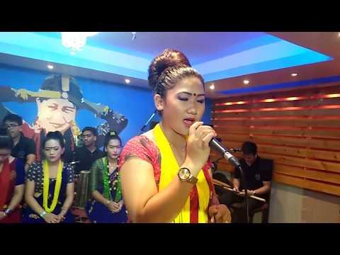 New Nepali Song 2075   Ramdi Pul Trne राम्दि पुल तरनी   Laxmi Rana