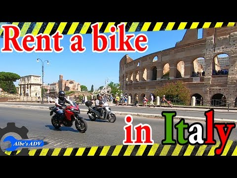 How To Rent A Motorcycle In Italy