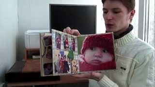 Как создать фотокнигу в Adobe Photoshop (2012) на  www.fliperbron.ru.