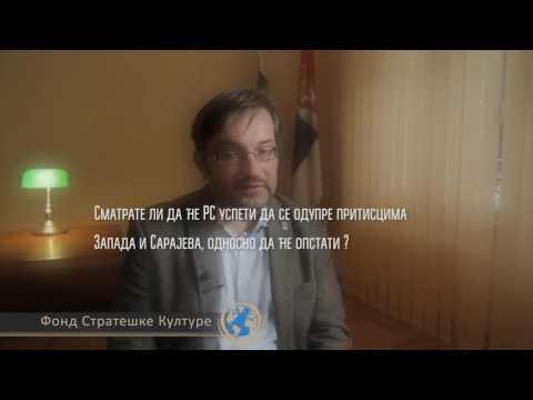 Дарио Видојковић: Република Српска је кичма српства