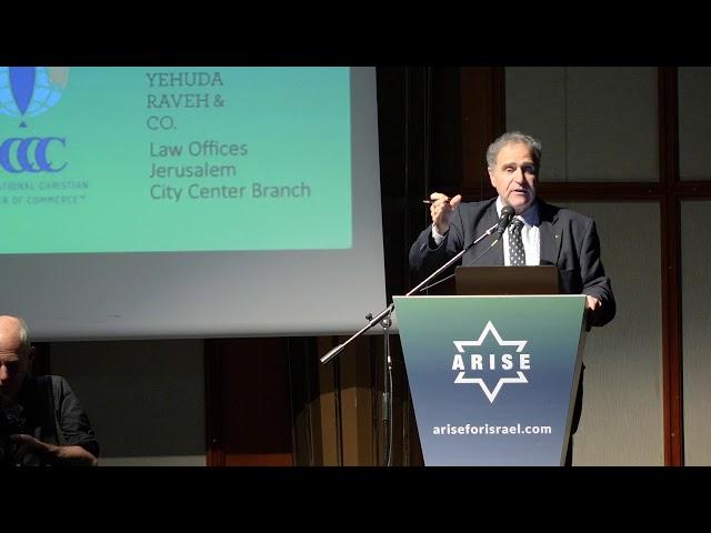Shraga Brosh, MAI Keynote :: ARISE Summit 2018
