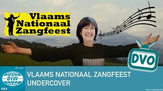 DIW undercover tijdens het Vlaams Nationaal Zangfeest (DIW, 12.03.2015)
