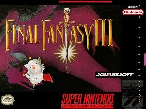 """Final Fantasy 3/6 """"Alternate"""" Endings"""