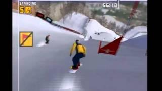 ESPN Winter X-Games Snowboarding, a quick l@@k, Part 1