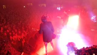 Manic Street Preachers - Of Walking Abortion - Manchester Albert Hall - 11 Dec 2014
