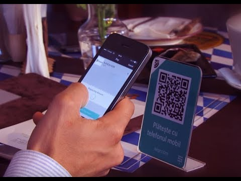 Garanti Bank Presents SEQR, The Mobile Banking Application