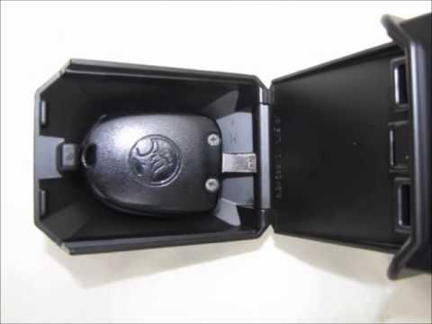 surf lock car key safe box security combination padlock youtube