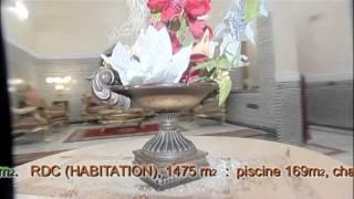 Palais à Vendre ( VILLA DAR DMANA - MARRAKECH 06 61 23 30 61