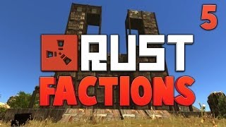 Mega Hatchet Battle ★ RUST FACTIONS [5] ★ Dumb and Dumber