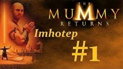 Let's play Die Mumie kehrt zurück #1 Die Mumie ist erwacht [Ger/Ps2/HD]