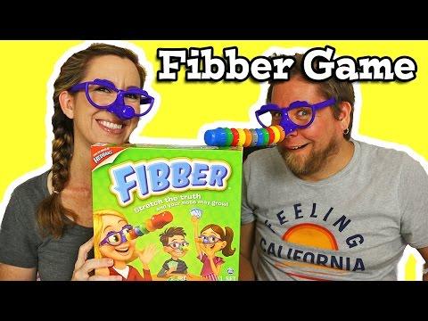 Fibber Game Who Lies Best?