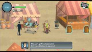 Scooby-Doo Crystal Cove Online