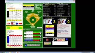 Inside Pitch Baseball Game