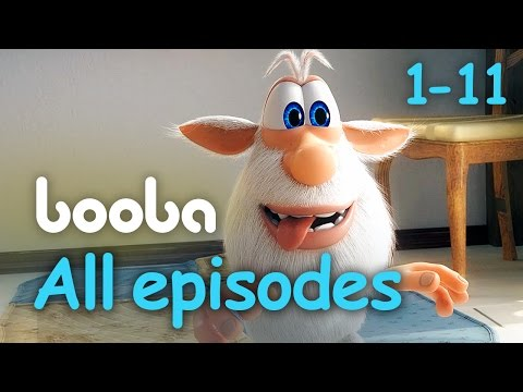Booba - All 11 Episodes Compilation - Cartoons for children thumbnail