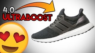 ADIDAS ULTRA BOOST 4.0 CHANGES FROM THE 3.0??? ( #1 SNEAKER OF 2016-2018 )