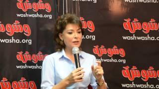 بالفيديو.. أنوشكا: رأيت نفسي في' سقوط حر' و' جراند أوتيل'