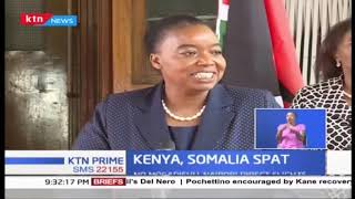 Kenya Somali tension leads to cancellation of Mogadishu-Nairobi direct flights