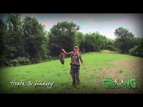 Groundhog Hunting: Protect Food Plots And Test Your Shooting Skills (#186) @GrowingDeer.tv