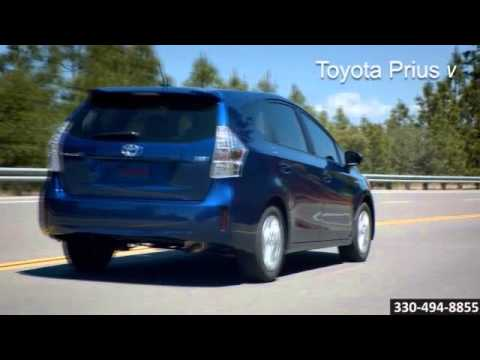 New 2014 Toyota Prius V Canton Akron OH 44720 Cain Toyota Canton OH Akron OH