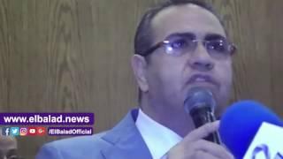 رئيس جامعة المنصورة يحضر حفل افتتاح وحدة 'رنين الاطفال'.. فيديو وصور