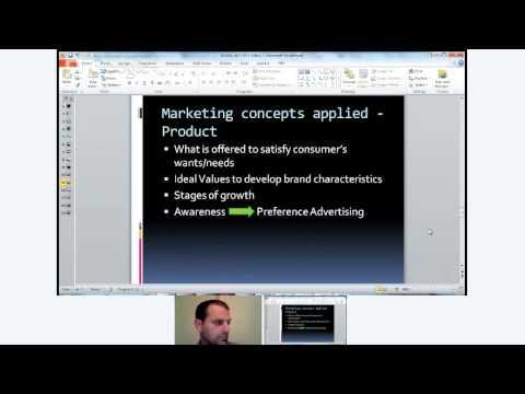 Markstrat Presentation