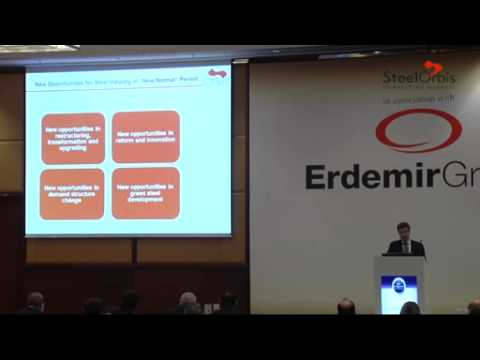 9th SteelOrbis Annual Conference, November 28, 2014 - Su Changyong, CISA-