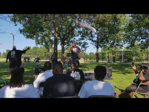 THE 8TH ANNUAL P.O.E.T UNITY CONVENTION COOKOUT/ LARIE D EDWARDS