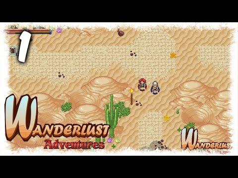 Perrete & Alexrol - #1 - Wanderlust Adventures - Indie - Español
