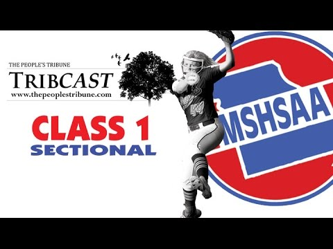 TribCast Sectional Softball: Clopton Hawks at Northeast(Cairo)