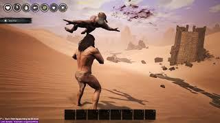 Conan Exiles #1 - Game Sinh Tồn Siêu Hài Trên Sa Mạc ^_^