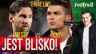 Messi vs CR7 w finale LM?! Znam pary!
