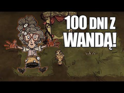 GRAMY NOWĄ POSTACIĄ AUUUU - 100 Dni z WANDĄ!