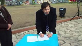 Compromiso Comunitario Plaza Lola Mora